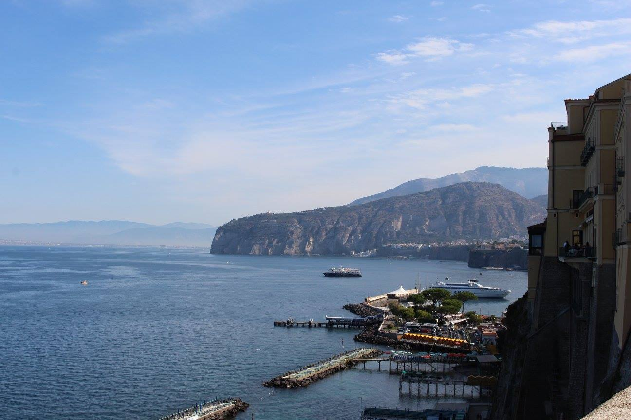 Sorrento is one of the best cities to visit in Italy