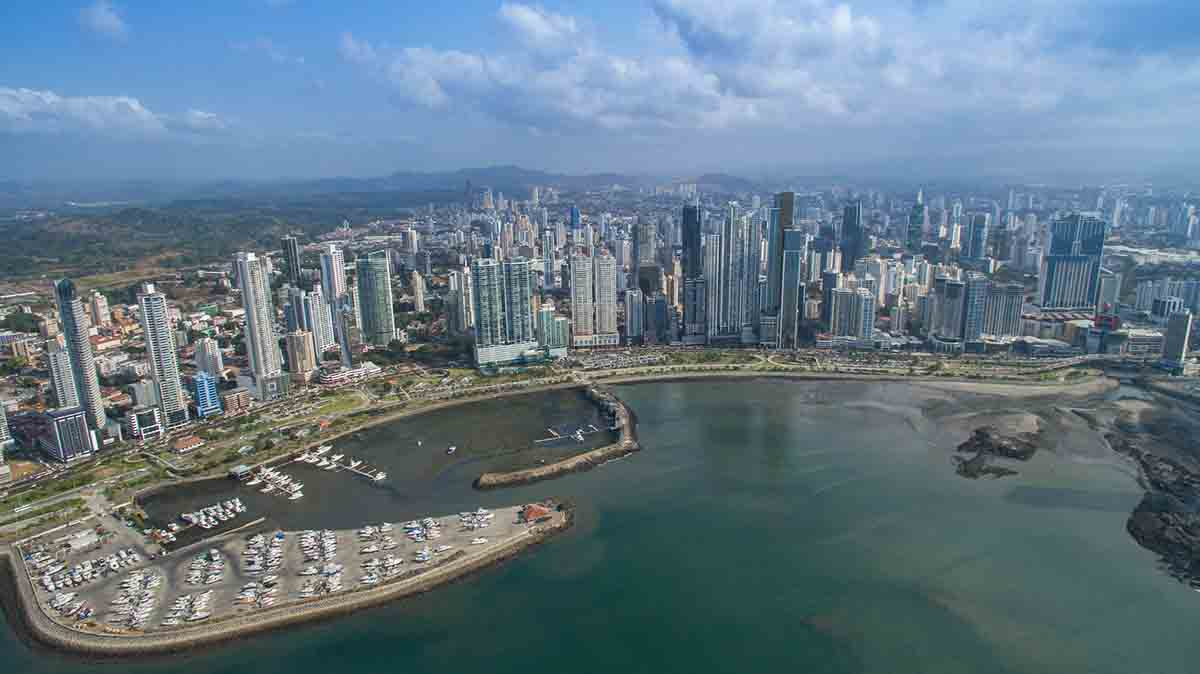 An interesting fact about Panama is that the capital is Panama City.
