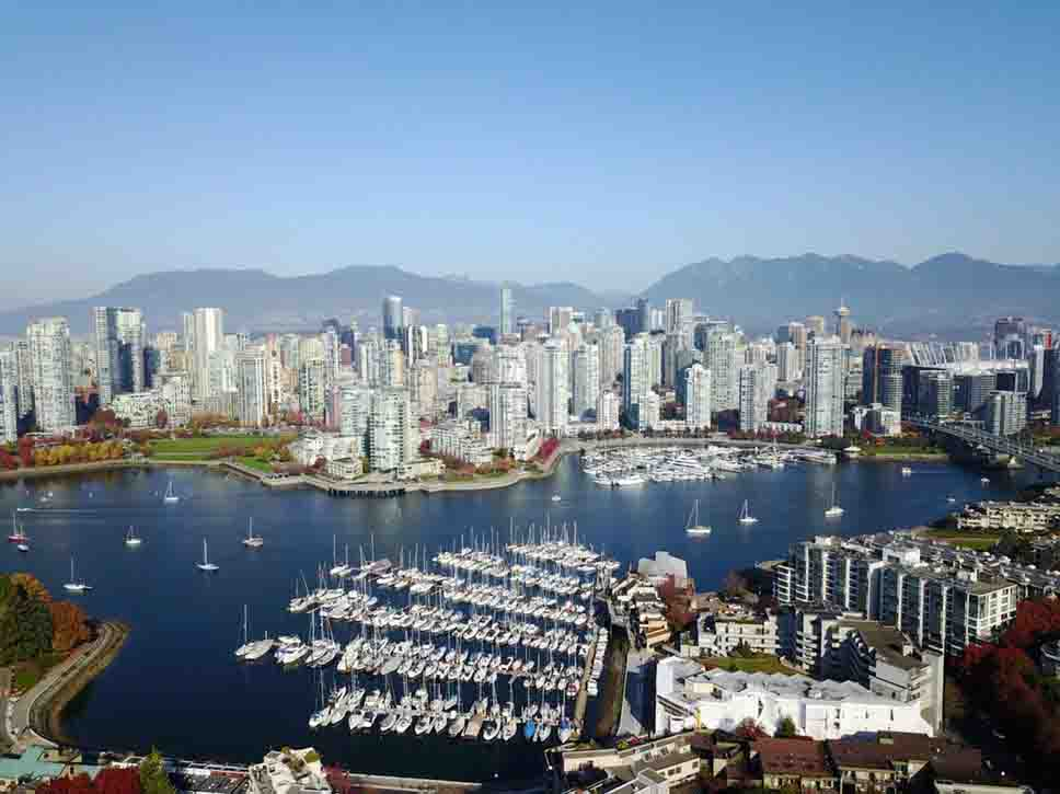 Guide on where to stay in Vancouver BC, Canada.
