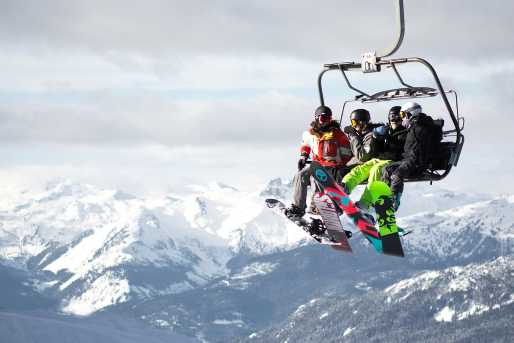Whistler is a popular day trip from Vancouver.