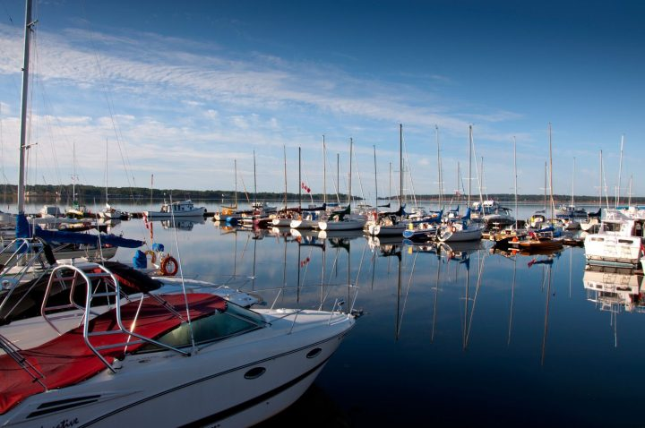 Things to do in Charlottetown PEI, visit the harbor!