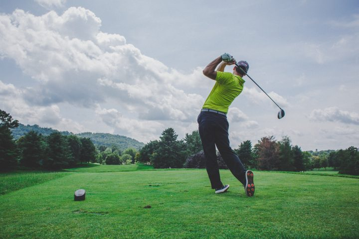 Golf Fitness: Golf May Be Easier When Running