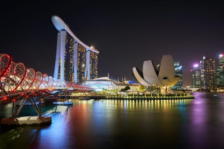 why businesses like Singapore